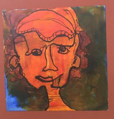 Faces # 2